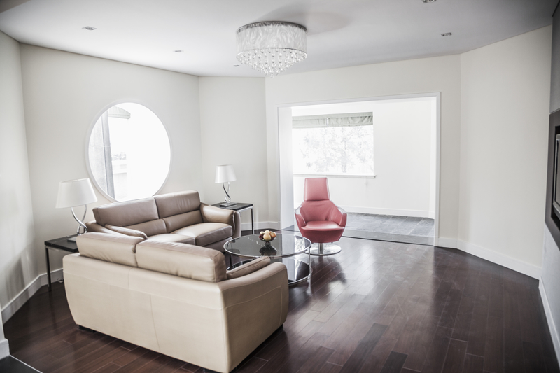 leather sofas living room